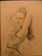 Нарисовать портрет