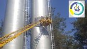 Ремонт (реставрация) наружная внутреняя покраска водонапорных башен