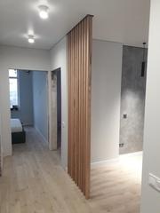 Рейки деревянные на стену монтаж.