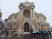 Аренда автовышки в Одессе